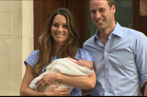 > Saturday, March 28th – Royal Baby Shower Invite